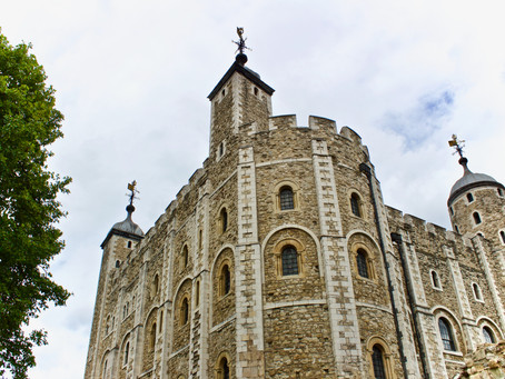 The Majesty of the Tower of London