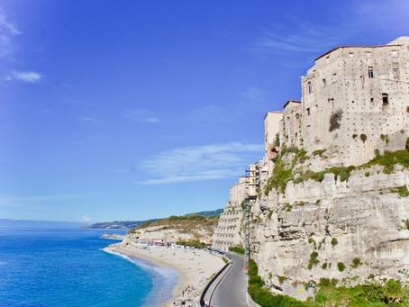Italy's Tropical Paradise: Tropea and Capo Vaticano