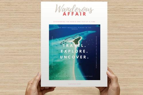 Wanderous Affair: Volume 4, Issue 1 (digital download)