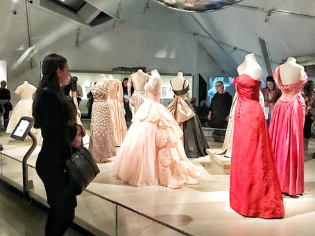 70 Years of Dior at the Royal Ontario Museum