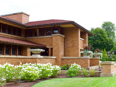 Restored to Glory: Frank Lloyd Wright's Martin House