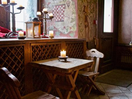 Medieval Dining in Tallinn's Olde Hansa