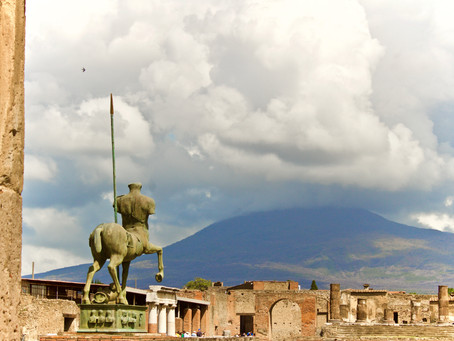 Pompeii, a City Resurrected