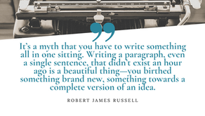 An Interview with Robert James Russell