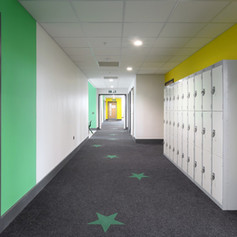 We successfully completed the new-build Orion Primary School in North London.