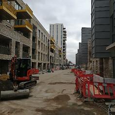 Redclyffe Road, East London