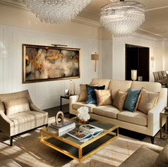 The fully furnished 5-6 Connaught Place in Central London for John Sisk & Son.