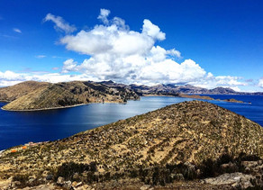LAKE TITICACA - THE SACRAL CHAKRA OF THE EARTH