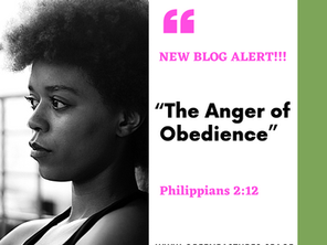 The Anger of Obedience