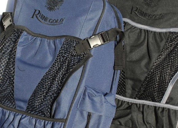 Rhinegold Equestrian Holdall And Backpack - Luggage Range