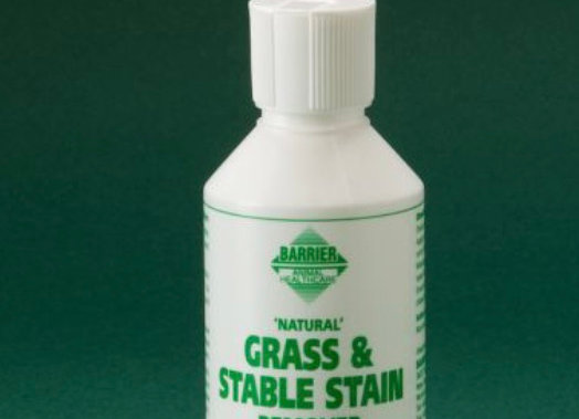 Grass and stables stain remover