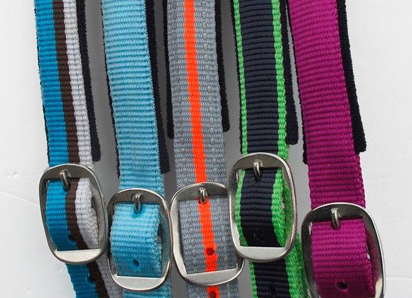 Nylon Head collar pack of 5