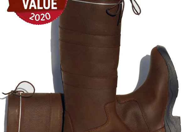 Rhinegold Elite Harlem Waterproof Country Boots