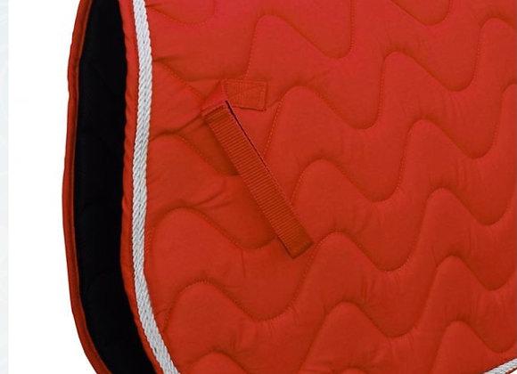 Wave saddle pad