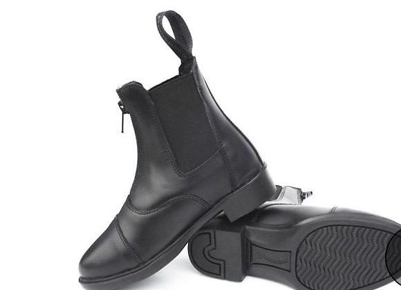 Rhinegold Boston Childrens Front Zip Paddock Boots