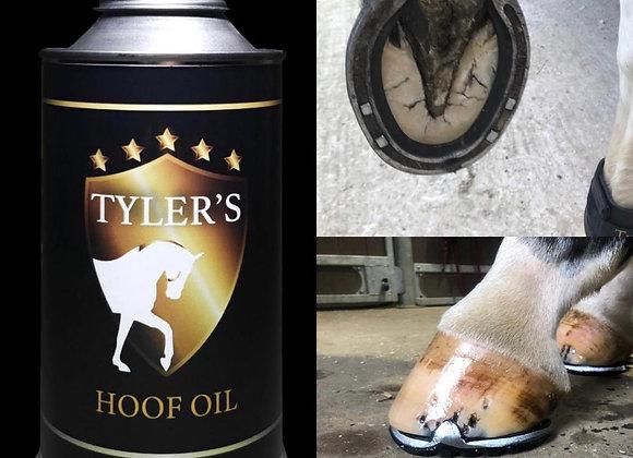 Tyler's hoof oil