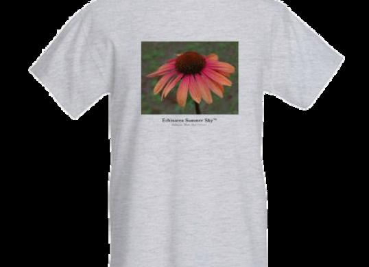 Echinacea 'Summer Sky' T-Shirt