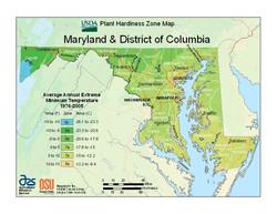 Maryland & Washington DC/District of Columbia
