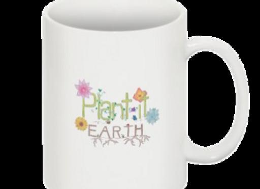 Plant It Earth Coffee Mug
