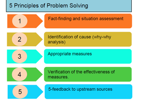 5 Principles of Problem Solving