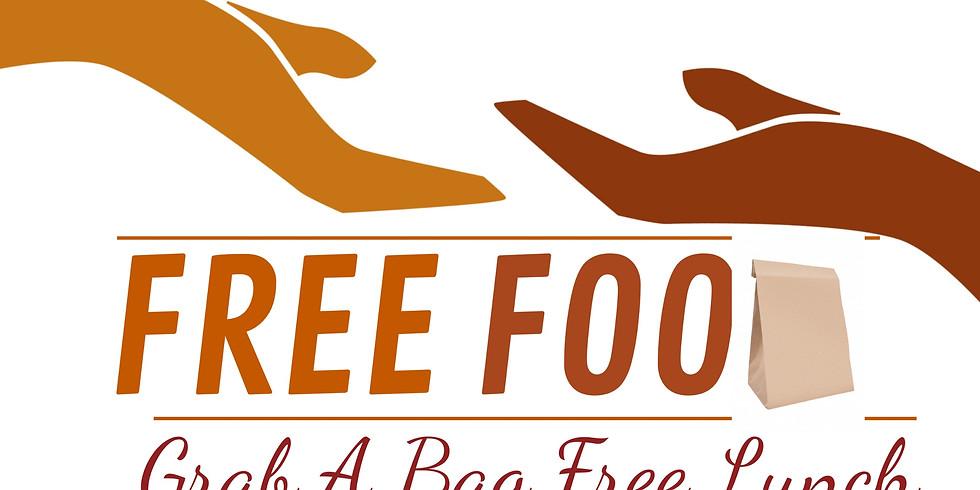 Grab A Bag Free Lunch
