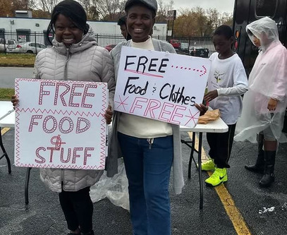 Selfless Serving Saturdayy Community Outreach Collaboration