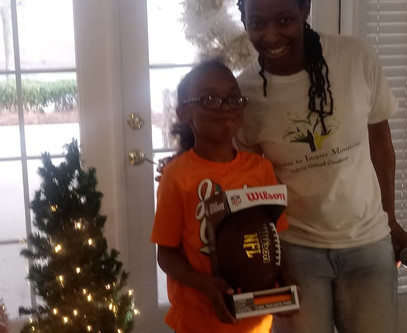4th Annual Holiday Youth Event