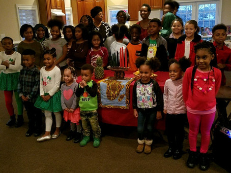 DTI Ministries 2017 2nd Annual Holiday Youth Event