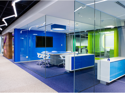 Customised Office Space Design