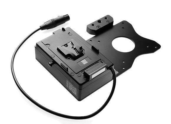 VESA Offset 24V Battery Plate