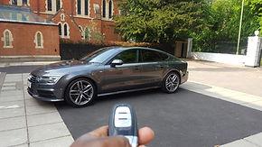Mobile Car valeting Audi