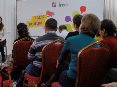 Talk Forum: A stage for young people with disabilities in Moldova