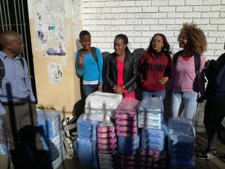 Giving back: the story of Michelle Sophie Mtandwa