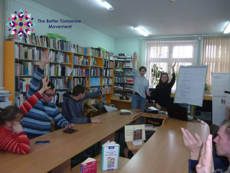 Caring for mental health in Moldova