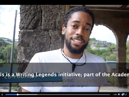 The Writing Legends Academy