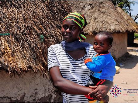 Improving lives of teenage mothers in Uganda