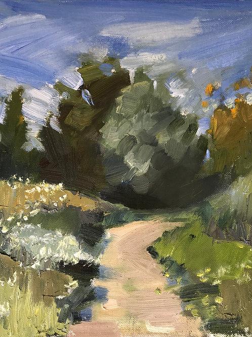 Path into Woodland