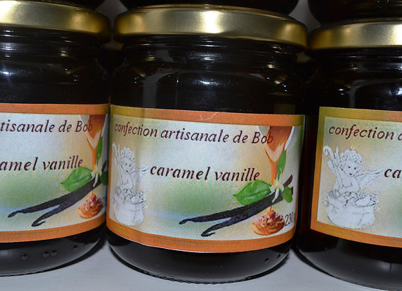Caramel à la vanille 230g