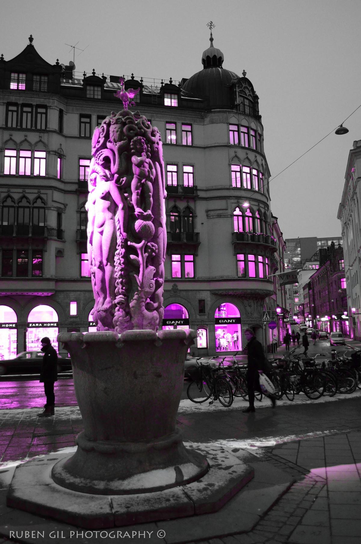 Pink Stockholm