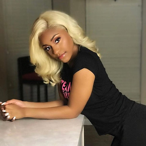 Blonde Frontal Evanda Unit