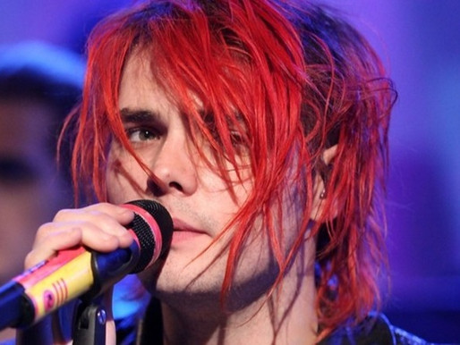 Gerard Way , do My Chemical Romance, participa de evento virtual beneficente