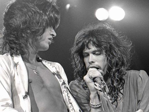 Há 50 anos, o Aerosmith fazia o seu primeiro show
