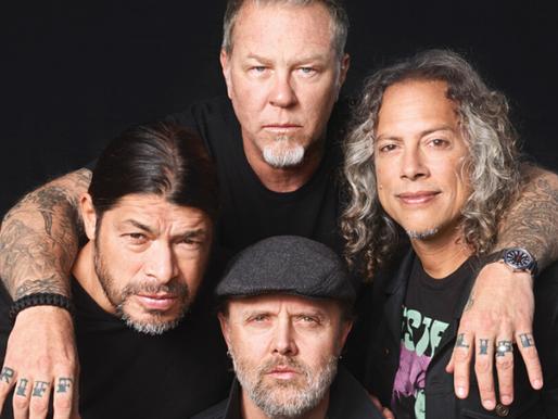 Metallica anuncia show virtual beneficente