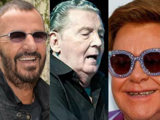 Ringo Starr, Elton John e grandes nomes celebram os 85 anos de Jerry Lee Lewis em festa virtual
