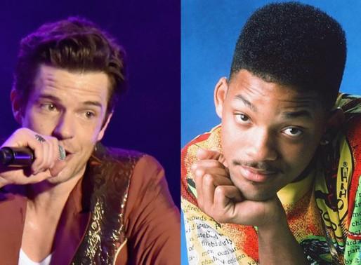 Confira o divertido mash-up de The Killers com rap de Will Smith