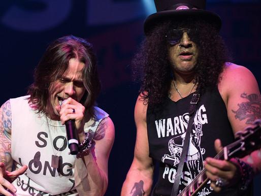 Myles Kennedy fala sobre parceria com Slash; confira