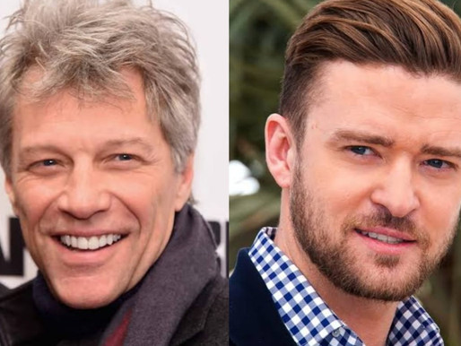Jon Bon Jovi, Justin Timberlake e mais participam de especial de TV com transmissão na internet