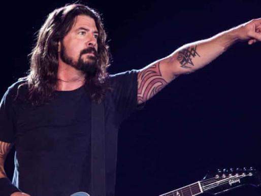 Foo Fighters compartilha trechos de músicas novas; confira