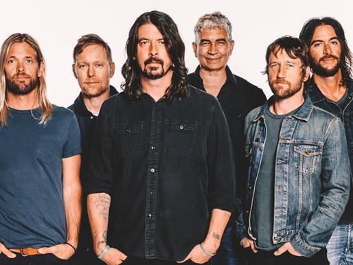 Foo Fighters celebra chegada do novo álbum com evento on-line; confira