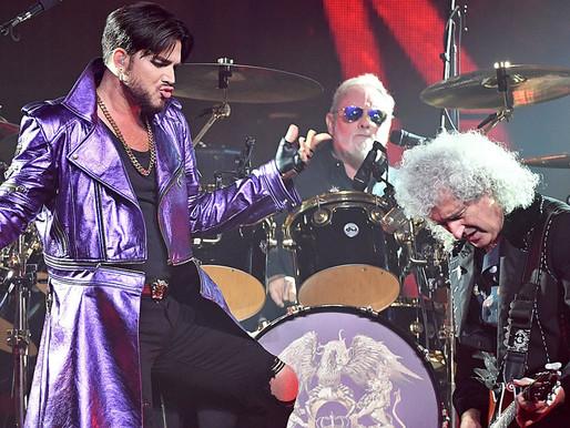 Queen + Adam Lambert fazem live especial nesta quinta-feira